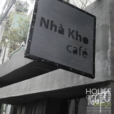 Nhà Kho cafe | 2012