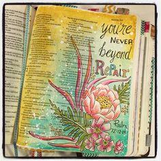 #biblejournaling Instagram photos | Websta