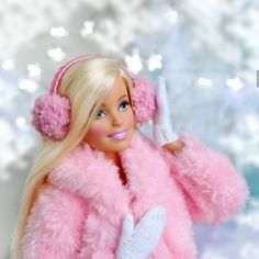 Barbie Room, Barbie Life, Barbie Dress, Barbie Tumblr, Barbie Fashionista Dolls, Cute Christmas Outfits, Barbie Model, Doll Food, Barbie Stuff