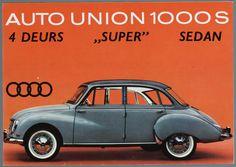 Auto Union (DKW) 1000s