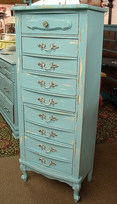 Jewelry Chest Drawers - WoodWorking Projects & Plans