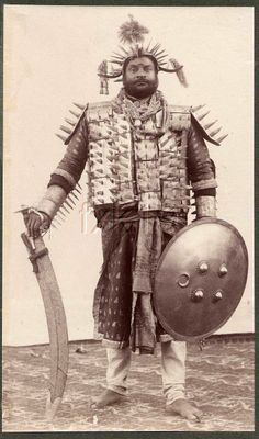 Executioner, India - Samuel Bourne, 1903. His progeny training new recruits in the US FEMA Camps. Play it again Sam! Let the Sheeple heads roll where they may!