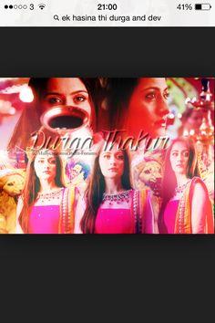 Durga Thakur From Ek Haseena Thi Love Her Dress