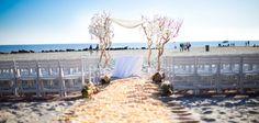 Ceremony Magazine 2010 wedding feature: Radiant beach wedding | San Diego Wedding Blog