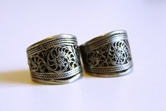 Buy Boho Style Tibetan Rings from Wang Shoppe.