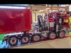 Elképesztően élethű kamion-modellek, megéri megnézni őket! Csodásak! | Ütőskutyák
