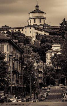 """Torino. Monte dei Cappuccini.  Visite Guidate : """"Scopri Torino"""" . Durata 3 ore. Prenotazioni : scrivere a : montalto.tourist@libero.it www.guidepiemonte.it"""