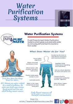 #Pureit Presents best #WaterPurificationSystems which gives pure and safe water by removing dirt and harmful bacteria from water.