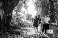 Riley Wilderness Park has some amazing hill-top views, amazing trees, and beautiful locations for family and high school senior photography.