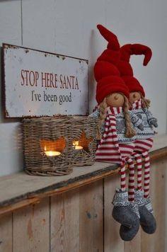 Leuke Christmas-tekst voor op de wand.