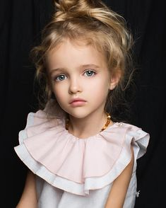 ⭐️Angelic Ivanka Kuvaeva ❄*( 2011/07/08 )♔@kuvaevanika ♕Be YourSelf ~ Own Bland♛ _2016/11/06 ~ @yanachuvalova @anloginova_makeup # Portrait # Portfolio # Purity # Eyes # kidsphotographer