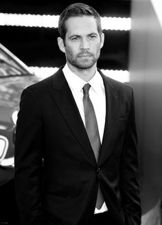 Paul Walker. Tragic & ironic, he must of thought he was invincible....Mourning the death of a handsome man!