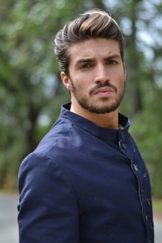 pompadour hairstyle for men - one of the most popular hairstyle trends for a man: