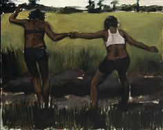 A new exhibition at the Yale School of Art presents 12 works by London-based artist Lynette Yiadom-Boakye, a 2013 Turner Prize nominee best known for African American Art, African Art, New Haven Yale, Yale School Of Art, Turner Prize, Desert Dream, People Art, Art Sketchbook, Figure Painting