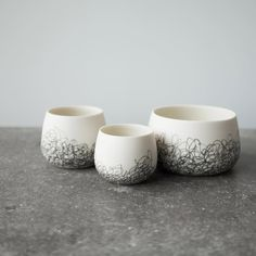 "561 Likes, 5 Comments - Hana Hybs (@hanahybs) on Instagram: ""Good morning Monday! . . . #handmade #ceramics #ceramicstudio #pottery #porcelain #porcelaine…"""