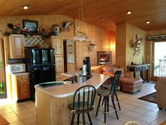 ONLY AVAIL 15-22. STEEP BUT LOOKS ok Cabin vacation rental in Hayward from VRBO.com! #vacation #rental #travel #vrbo