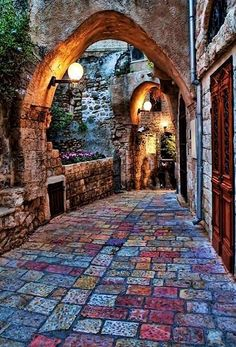 Jaffa, Israel. This picture is amazing xxx