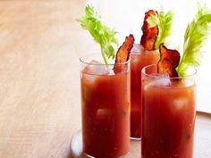 Get Food Network Kitchen's Smoky Bloody Marys Recipe from Food Network