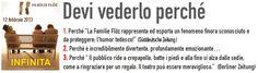#Udine, 12 febbraio 2013 : #INFINITA!