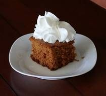 Favorite Old Fashioned Gingerbread Recipe | Dessert Recipes ...