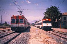 440 102 cruzando en aljaima (serie103) Tags: train tren trenes ut trains cercanas 440 railroads ferrocarril renfe estaciones unidad carril unidades ffcc