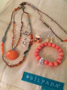 Color, Color, Color! See these and more at http://mysilpada.com/rona.simongoldstein