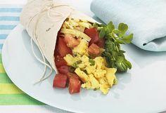 Breakfast burrito recipe - 9Kitchen