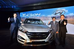 #Hyundai Launches Global SUV 'The All New Tucson'