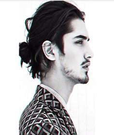 Man Bun Blurry Trendy Must Check  Hairstyle for Men