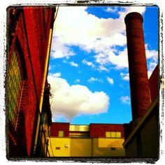 Factory Blue