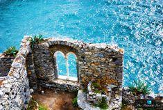 Ruins of Doria Castle in Portovenere, Italy along the Mediterranean Sea Coastline | The Pinnacle List