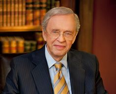"Dr. Charles Stanley-Senior Pastor at First Baptist Church in Atlanta GA. Founder of ''IN TOUCH'' Ministries""."