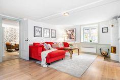 #homestyling #styling #livingroom #vardagsrum Vindsvåning på två våningsplan | Move2