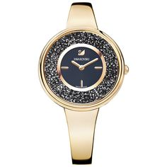 Swarovski Crystalline Pure Watch, RoseGold,5295334   Duty Free Crystal   Duty Free Crystal
