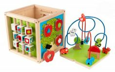 Kidkraft Bead Maze Cube Learning Puzzle Was £48.32 Now £19.36 Delivered at Amazon - Gratisfaction UK - Flash Bargains