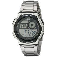 Casio Men's AE-1000WD-1AVCF Solar Watch Giá mới:  630.120 đ Giá cũ: 1.050.200 đ Link tham khảo: http://www.9am.vn/casio-mens-ae-1000wd-1avcf-solar-watch.html