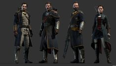 The Order 1886 - PS4 - Page 3 - Polycount Forum