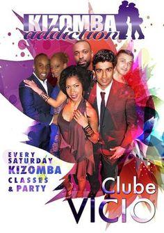 Thursday 18th Of December Kizomba Dance Lessons @ The Pod Bar on December 18, 2014 at 8:00pm-11:00pm. Kizomba Dance Lessons Every Thursday @ The Pod Bar. Category: Arts | Performing Arts | Dance. Artists / Speakers: Syed Kizomba Addiction. URLs:Facebook: http://atnd.it/18315-1 Facebook: http://atnd.it/18315-2 Twitter: http://atnd.it/18315-3 Prices: One Class: GBP 7,Two Classes: GBP 10.