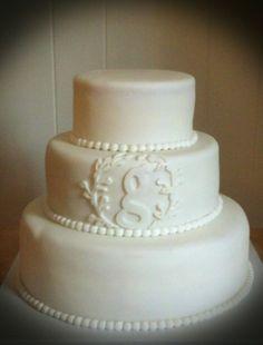 George Wedding Cake