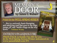 A new book coming out, w/ a chance to win a Kindle Fire and a copy of the e-book.