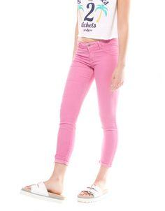 Bershka United Kingdom - BSK coloured trousers