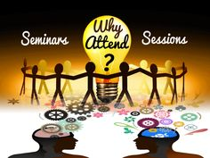 Why should we attend seminars and masterminds?