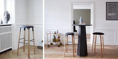 Soren Rose Studio P.A. Bar Stool for De La Espada http://delaespada.com/index.php/eu/product/select/267