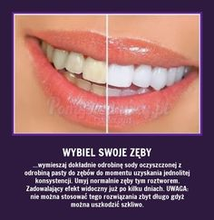 Pin by WomanMax.pl on Beauty & Spa Beauty Spa, Beauty Care, Diy Beauty, Beauty Hacks, Health Advice, Natural Health, Body Care, Health And Beauty, Life Hacks
