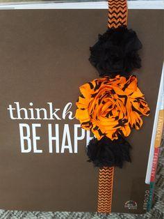 Halloween Blooms Planner Band for Erin Condren, Plum Paper, etc by DiddleDumplingShop on Etsy