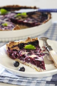 Summer Pie, Savory Pastry, Tart, Blueberry, Steak, French Toast, Goodies, Food And Drink, Treats