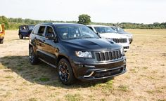 2013 Jeep Grand Cherokee SRT8 Adds Black-Trimmed Alpine and Vapor Special Editions - Photo Gallery of Car News from Car and Driver - Car Images