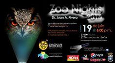 Zoo Nights: Julio 2014 #sondeaquipr #zoonights #paralosninos #zoologicomayaguez #mayaguez #companiaparquesnacionales