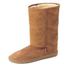 Minnetonka-Womens-Tall Classic Pug Boot
