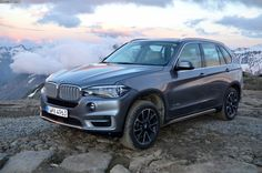 BMW-X5-F15 Space grey